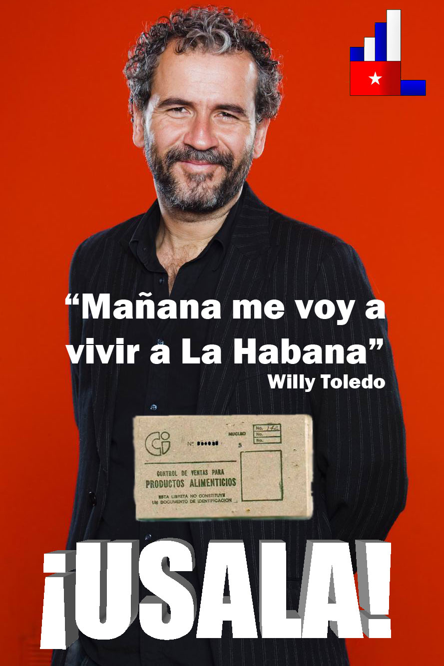 Image Result For Willy Toledo